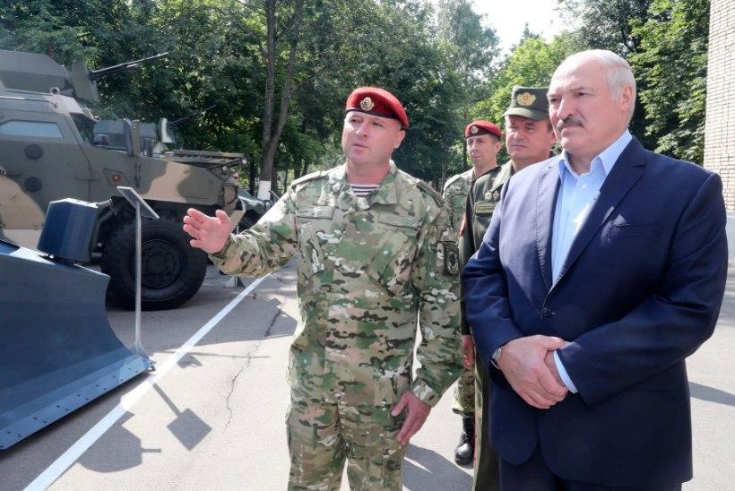 VALIMISED TULEKUL: Valgevene väidab, et pidas kinni välismaa palgasõdurid
