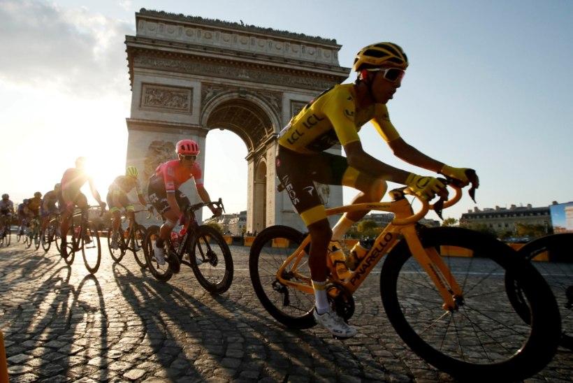 Rattaässad saavad pedaalida nii Tour de France'il kui ka olümpial