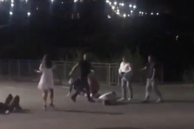 VIDEO   Kikkpoksi maailmameister osales inimese surmaga lõppenud kakluses