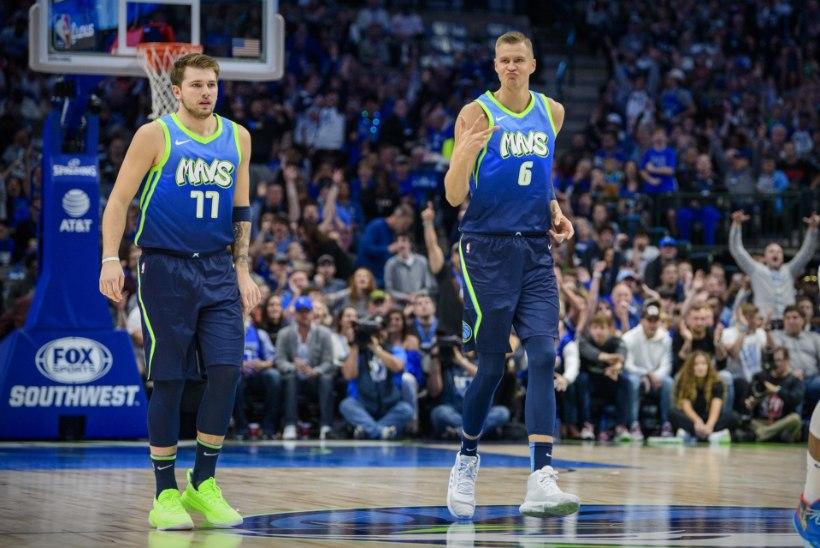 Linnakusse suletud NBA üritab koroonaviiruse kiuste tiitli välja mängida