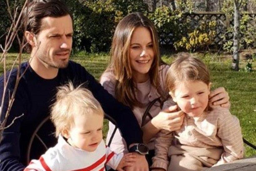Prints Carl Philip plaanib koos perega Rootsist minema kolida?