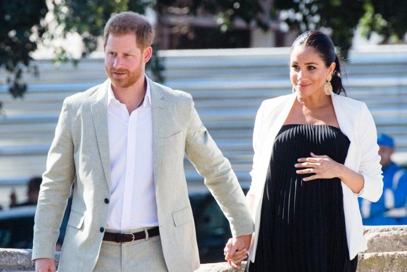 Kohtupaberid: rase Meghan tundis, et kuningakoda ei kaitse teda