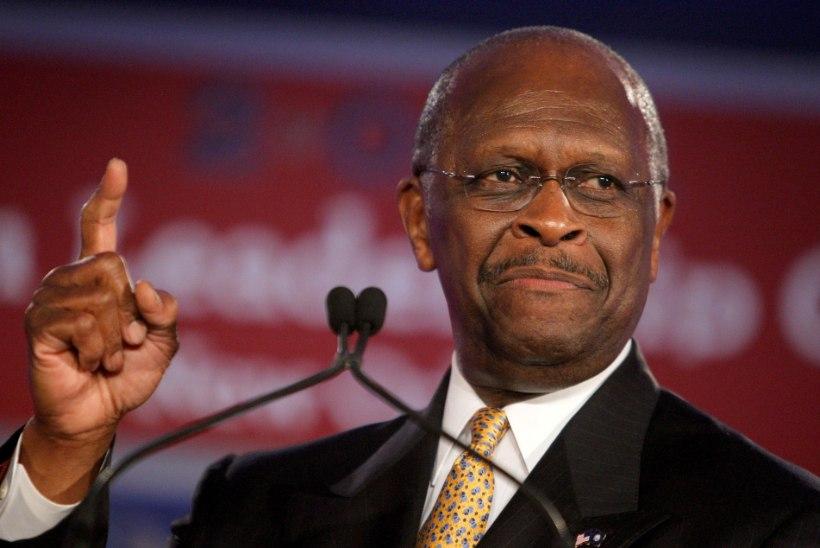 USA endine presidendikandidaat Herman Cain suri Covid-19 kätte