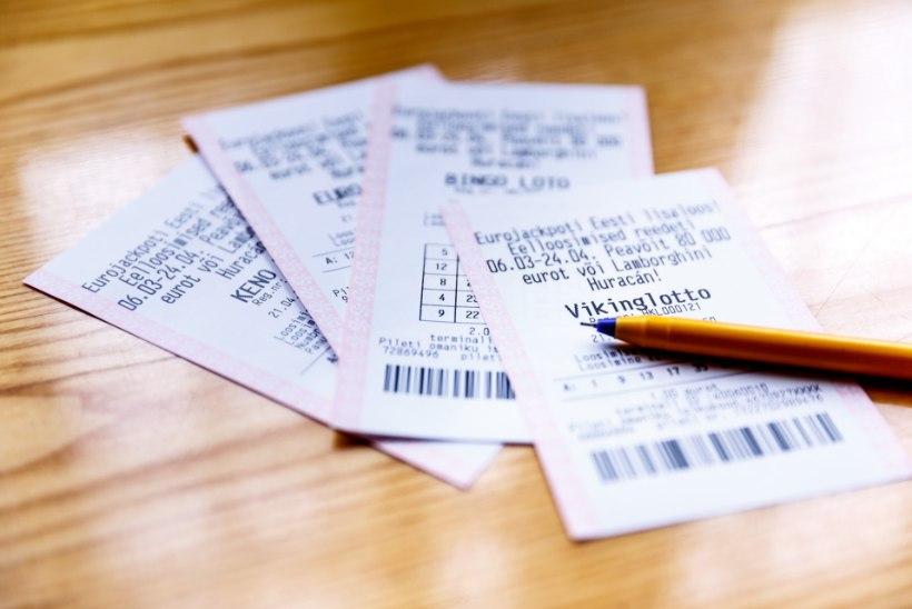 Ekspert selgitab: kas loto või hasartmängude mängimine välistab kodulaenu saamise?