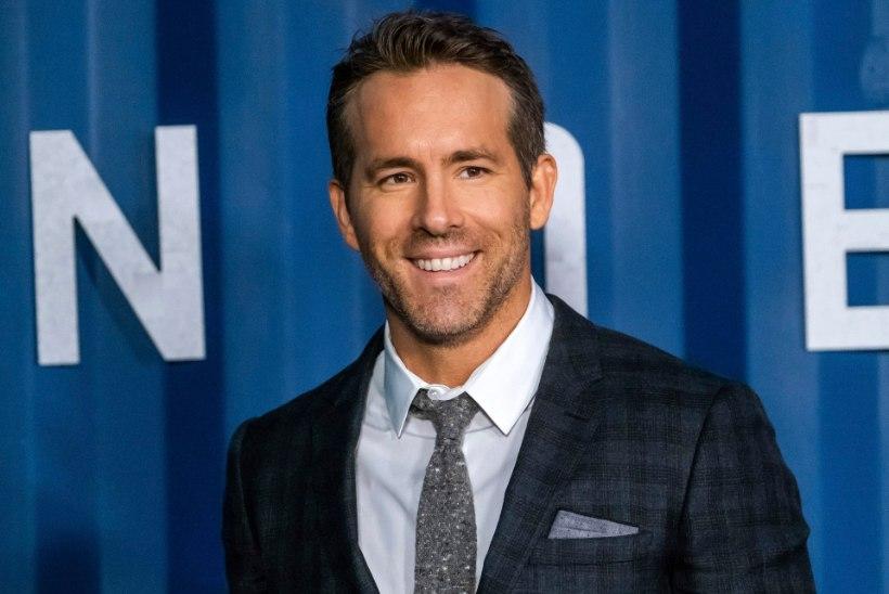 HELDE SÜDA! Ryan Reynolds aitas leida võõra naise kalli kaisukaru, mis rääkis tolle ema häälega