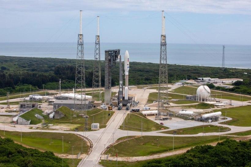OTSE | VAATA JA LEHVITA JÄRELE: rakett viib marsikulguri pikale teekonnale
