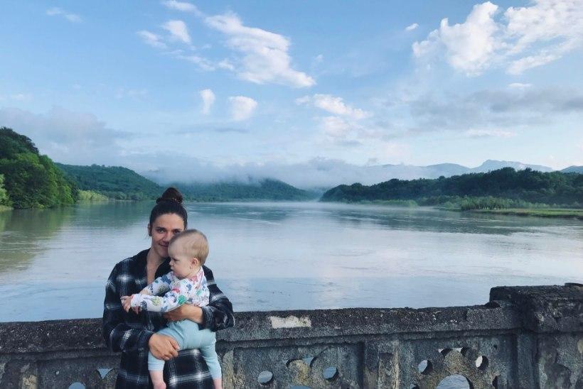 EESTLASED LAIAS ILMAS | Gruusias teed kasvatav Hanna: paanitseda ei tasu! See on tavaline, kui kaob vesi, elekter või gaas