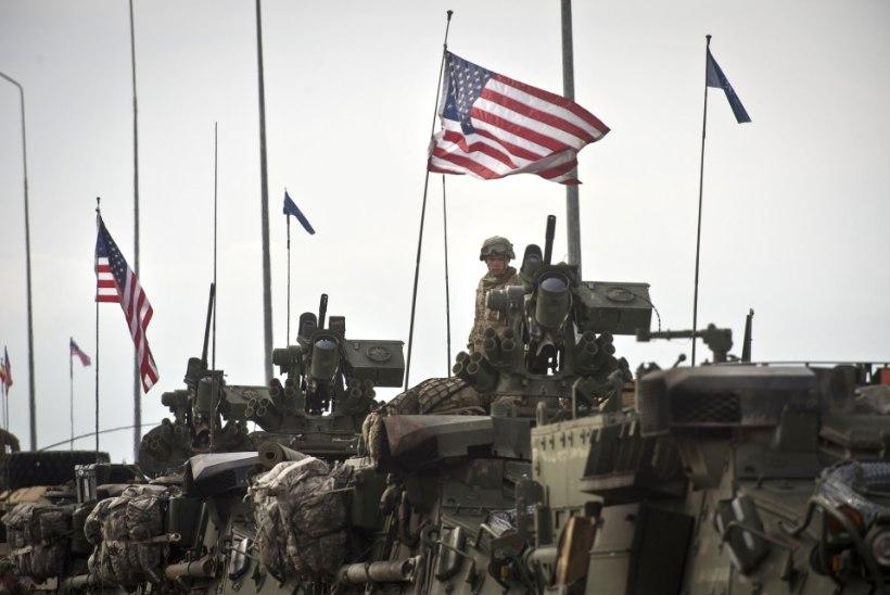 TRUMP PÕLETAB RAHA! Ekspert: isegi kui USA väed tuleks Baltikumi, kaitsevõime väheneks