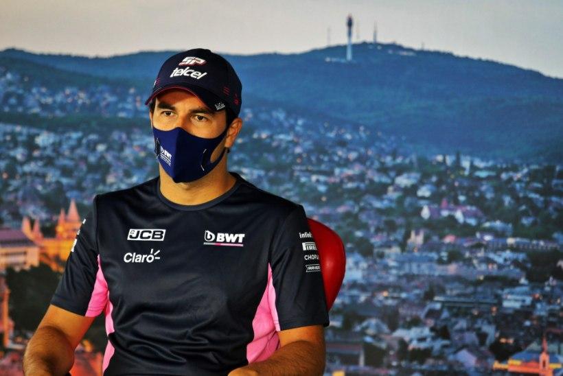 Etapp ohus? Vormel-1 tippsõitja andis Briti GP eel positiivse koroonaproovi
