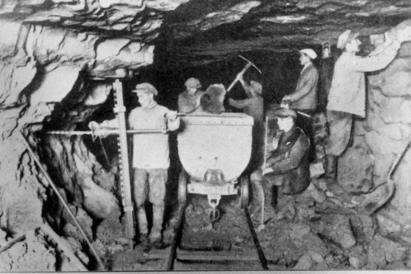 Keskkonnaamet uurib kaevanduste põhjustatud varinguid