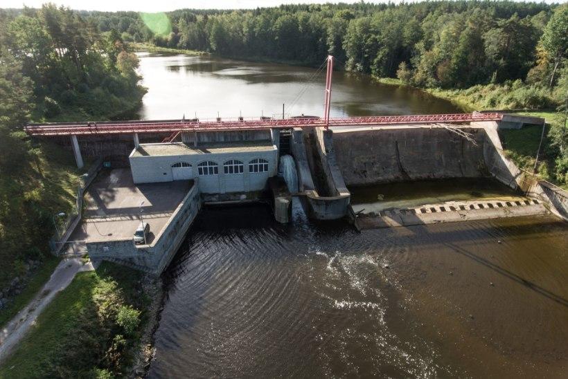 Halduskohus: keskkonnaameti tegevus Linnamäe hüdroelektrijaama vaidluses on silmakirjalik