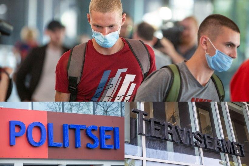 UKRAINLASED SÕITSID SEENELE! Terviseamet ja politsei ei jõudnud nädal aega isolatsiooninõude täitmist kontrollida
