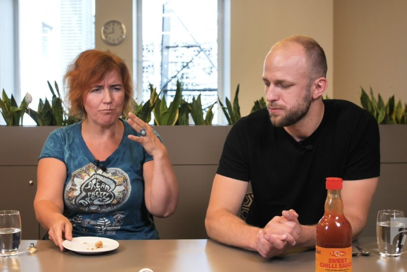 JUULI VIDEOS | Sõidame läbi Eesti väikelinnu ja otsime igapäevastest toiduainetest suhkrut