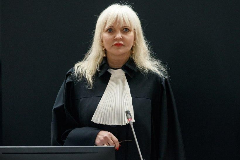 Kohtunik Merle Parts pingelist tööd koju ei too: tuleb osata sellest distantseeruda