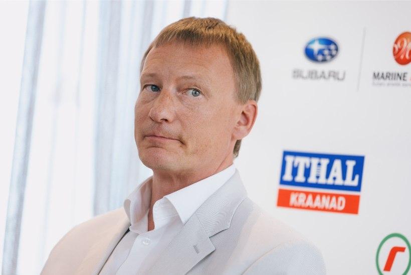 Martti Raju: Eesti sportlaste koostöö välisriikidega on tendents
