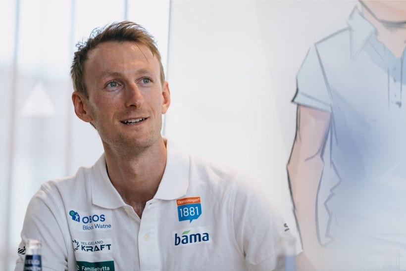 INTERVJUU | Tallinnas puhkav kahevõistluse maailmameister: Norra ja Eesti sportlaste rahamured tunduvad sarnased