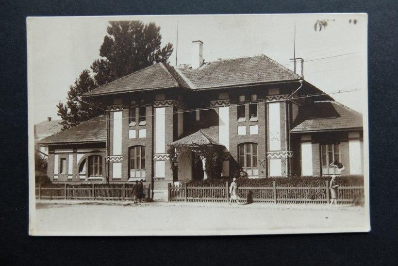 Ühe maja lugu   Pika ja põneva ajalooga EÜSi maja on osa rahvusliku arhitektuuri sünnist