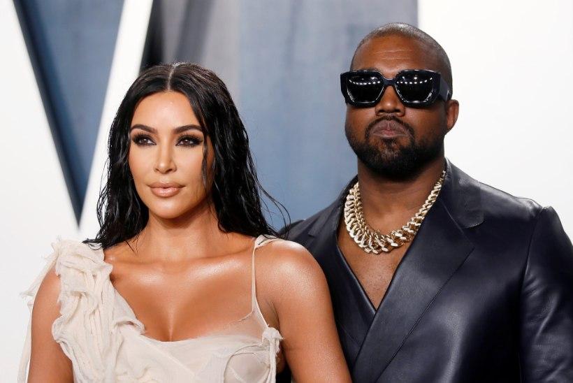 Ajakiri: Kim ja Kanye on juba aasta aega lahus elanud!