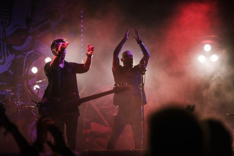 GALERII |Hard Rock Laagri esimese päeva lõpetas Goresoerd