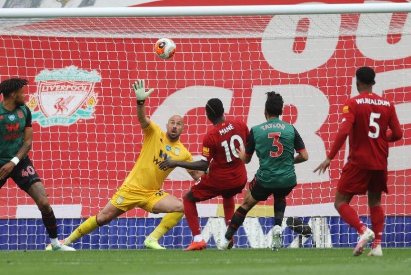 Läks aega mis läks, aga Liverpool sai kehviku vastu lõpuks väravad löödud