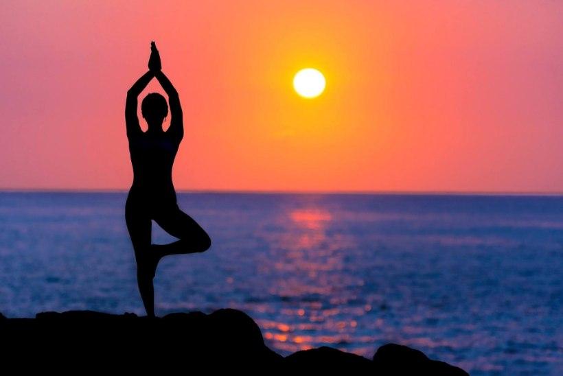 Hatha-jooga: sajandite jooksul välja kujundatud asendid keha tervise heaks
