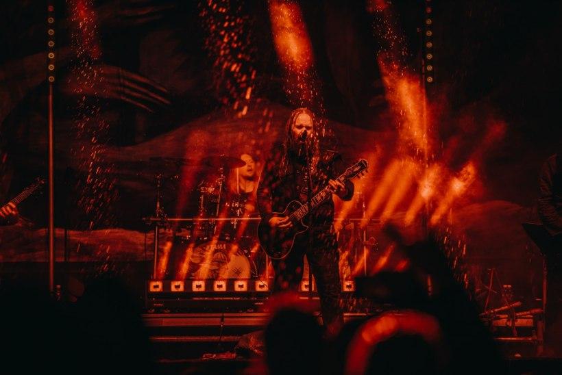 GALERII |Järgmise aastani! Tänavusele vihmasele Hard Rock Laagrile pani punkti Metsatöll