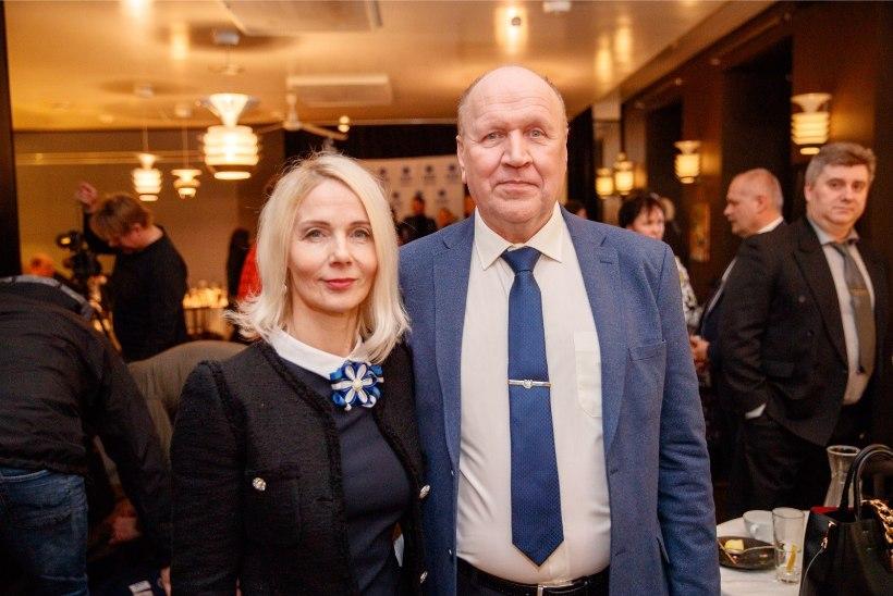 FOTO | Mart ja Monika Helme said šoki