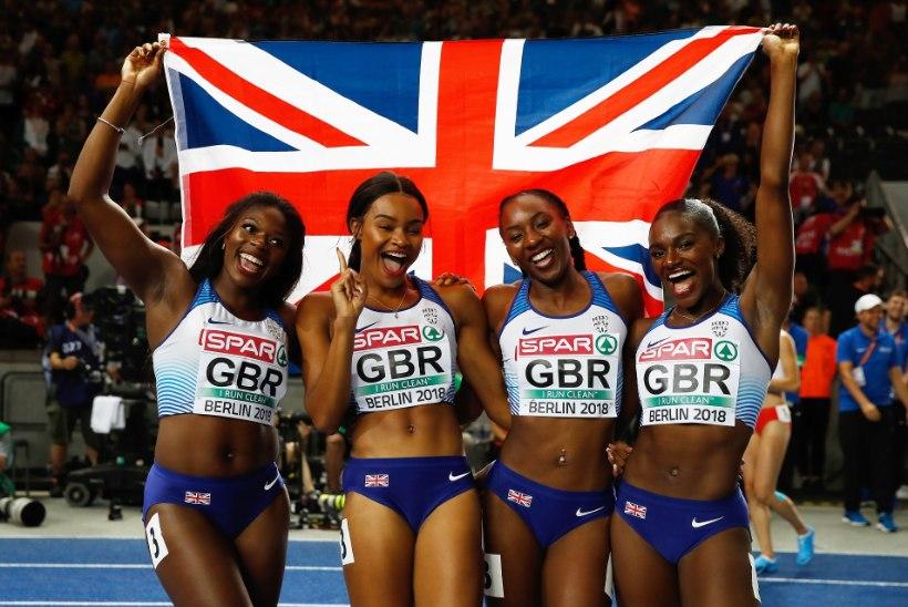 Lapse ees autost välja sunnitud Briti sprinter süüdistab politseid rassismis