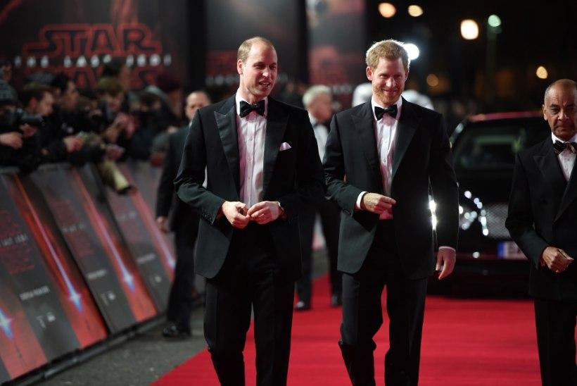 Printsid William ja Harry nõustusid printsess Diana mälestusfondist laekuva tulu võrdselt ära jagama