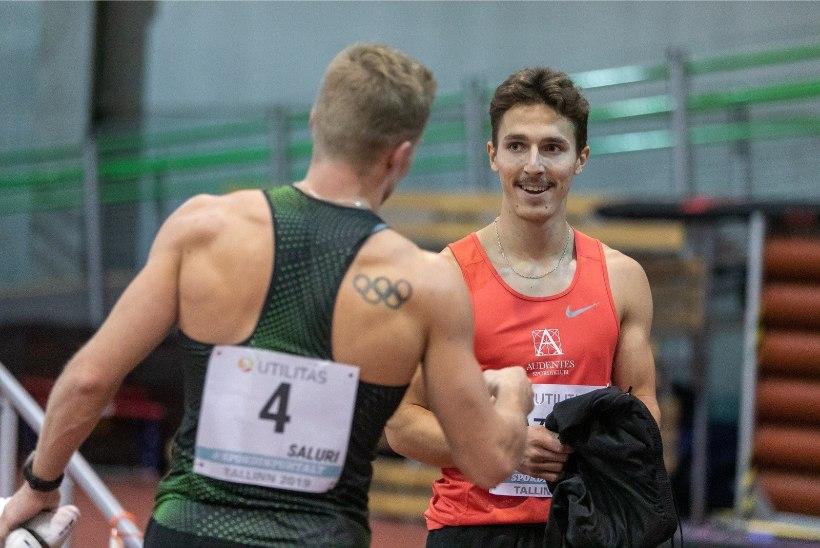 TUBLI: Karl Erik Nazarov püstitas Soomes uue isikliku rekordi