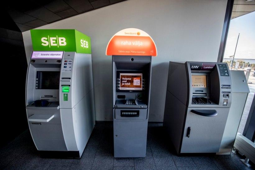 RATSA RIKKAKS: Soome pätid varastavad Eesti pangaautomaatide kaudu sadu tuhandeid eurosid