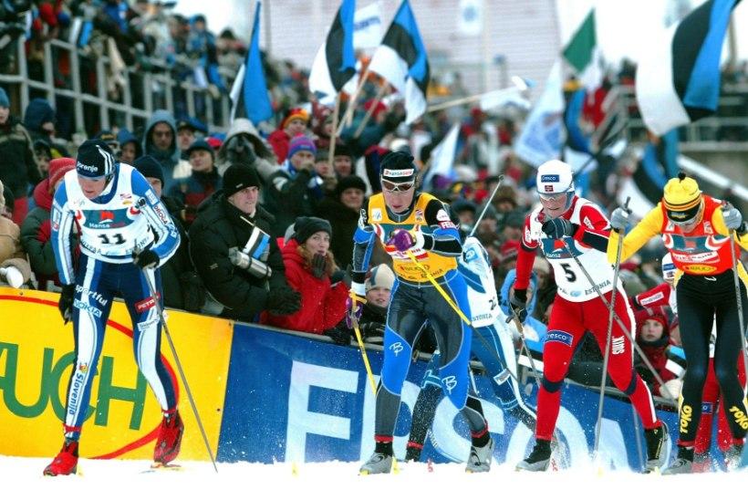 Olümpiaregatist Simple Sessionini: milliseid suuri spordivõistlusi on Eestil olnud au ja õnn võõrustada?