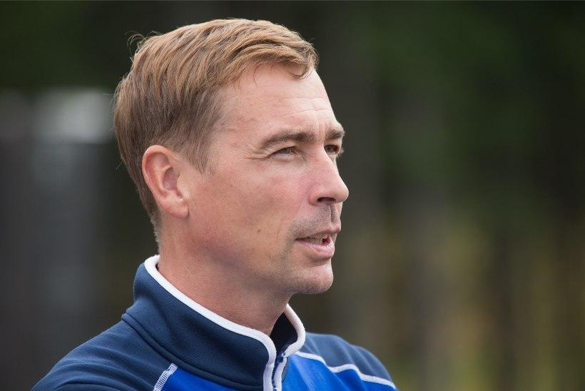 Laskesuusakoondise peatreener Tobreluts püstitas Eesti rekordi