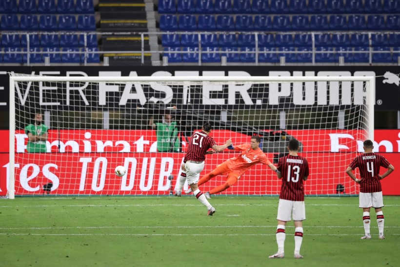 Sündmusterohke õhtu Serie A-s: Milan alistas põnevuskohtumises Juventuse, Lazio kaitsja hammustas vastast
