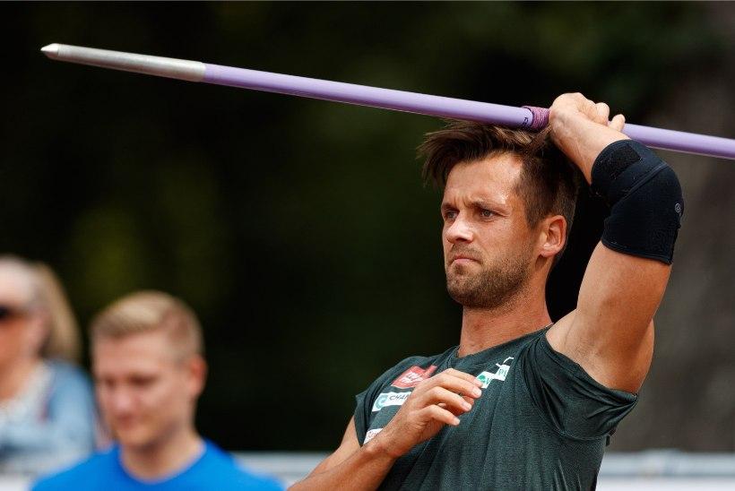 Magnus Kirt: olen kindlasti üks nõrgemaid odaviskajaid