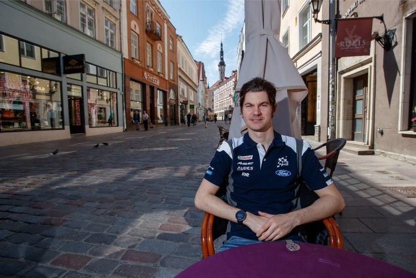 Tallinnas elav Teemu Suninen ootab pikisilmi Rally Estoniat: see on peaaegu nagu koduralli