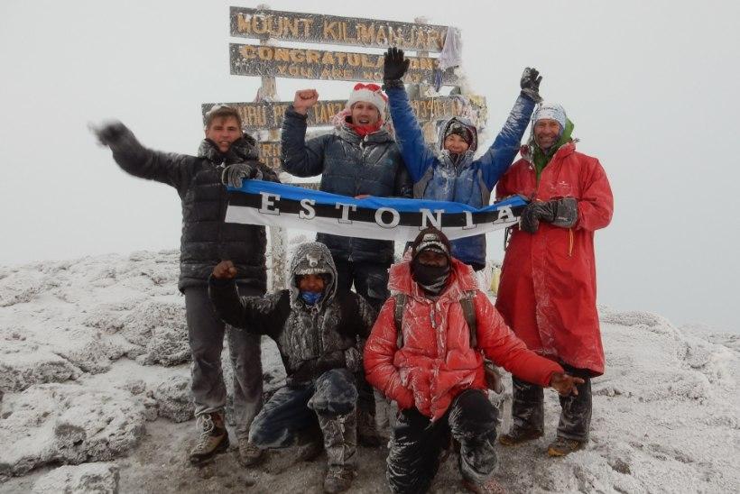 Katrin Merisalu: võistlusmoment mägedes oleks halvim, mis võib juhtuda!