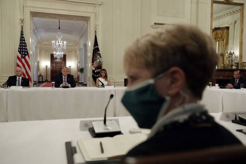KOROONAVIIRUS MAAILMAS: ligi 12 miljonit nakatunut ja 450 000 surma. USAs on taas nakkuspuhangud, samas Trump plaanib WHOst lahkuda