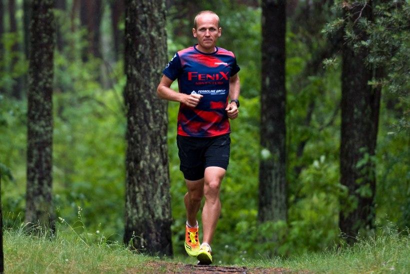 PÖÖRANE KATSUMUS! Kas Ratasepp suudab 20 päevaga läbida 20 maratoni?