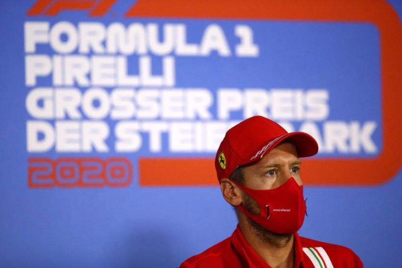 Neljakordne maailmameister pidas läbirääkimisi Renault'ga ja naaseks meeleldi Red Bulli