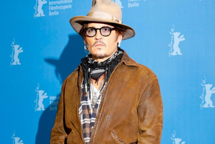 Johnny Depp andis tütrele kanepit, kui too oli kõigest 13aastane: olin vastutustundlik vanem