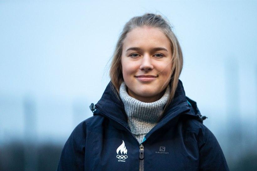 Kelly Sildaru keskendub pärast keskkooli lõpetamist olümpiamängudele