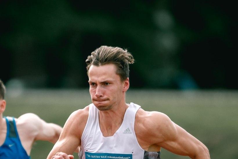 Eesti kümnevõistleja näitas Kuusalus suurepärast minekut