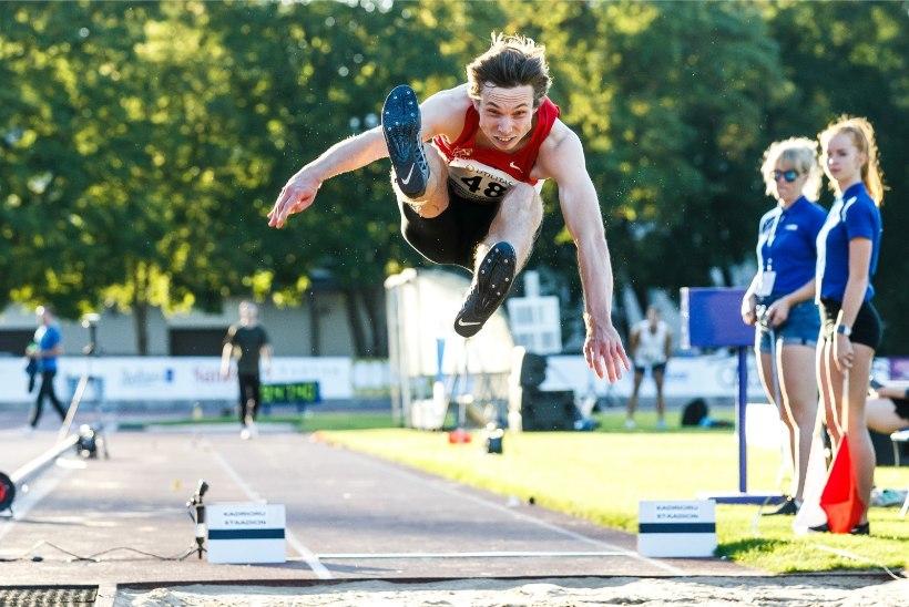 GALERII | Eesti kergejõustiku meistrivõistlustel tehti ilusaid tulemusi
