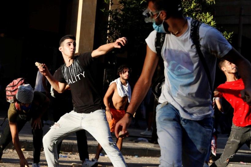 RAHUTUSED JÄTKUVAD: Beiruti plahvatuse ohvrite arv tõusis üle 200