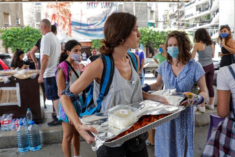 OLUKORD LIIBANONIS: valitsus astus tagasi, protestid tänavatel jätkuvad, plahvatuses hukkunute arv tõusis üle 200