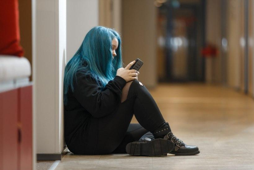 Isolatsioonielu on toonud noore vaimse tervise küsimuse teravamalt esile