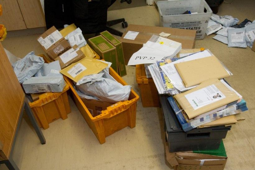 Postiga narkootikumide tellimine on tänavu kasvanud