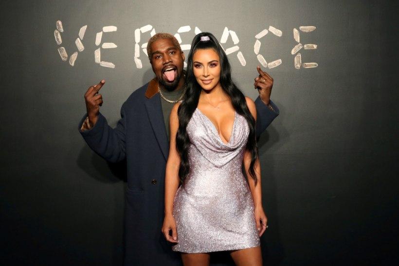 Kim Kardashian soovib Kanyega suhted parandada ja perekonda koos hoida