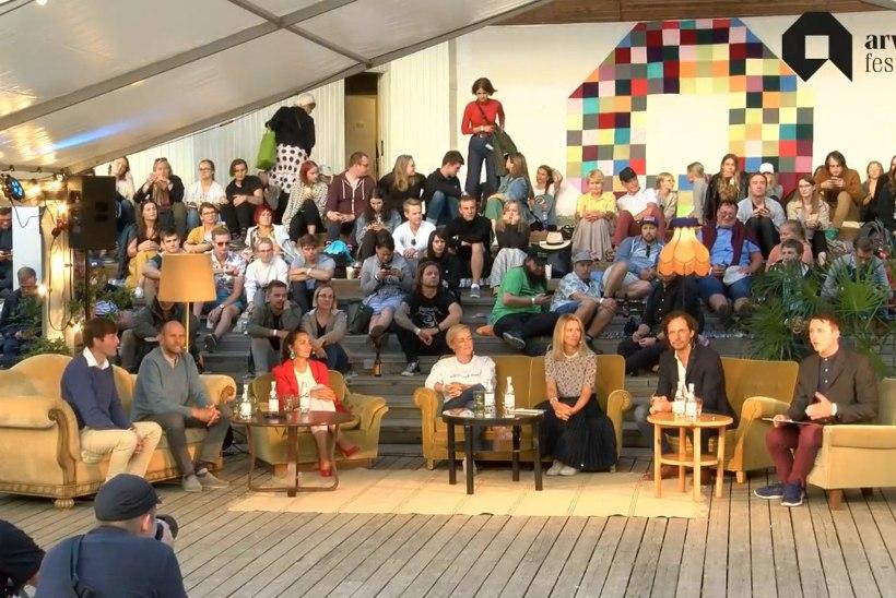 VIDEO | Arvamusfestivalil väitlesid erakondade esimehed